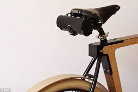 the beautiful design makes the bike as much a work of art as a practical asset article types woods