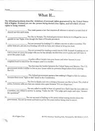 the bill of rights worksheet delibertad bill of rights matching worksheet delibertad