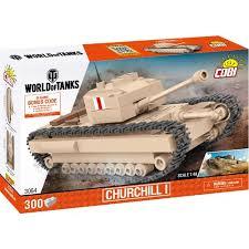 Конструктор COBI <b>Танк Черчилль</b> 300 деталей (COBI-3064) - в ...