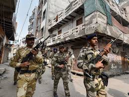Indian Army: ET Explains: Why the Indian Army doesn't want <b>police</b> ...