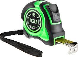 <b>Рулетка TESLA T-5 5м/25мм</b> купить в интернет-магазине ...