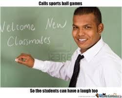 I Miss My Old English Teacher by shabaan5 - Meme Center via Relatably.com