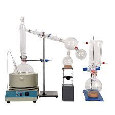 laboratory equipment 20l short path distillation chemistry lab ...