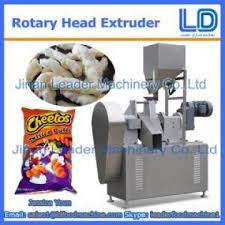 Buy <b>304 Stainless Steel</b> Rotary head extruder for Niknak, cheetos ...