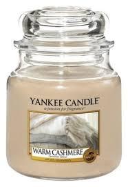 Yankee Candle <b>Ароматическая свеча Warm Cashmere</b>