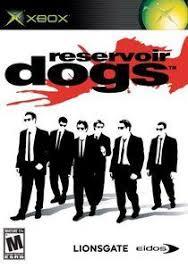 <b>Reservoir</b> Dogs - Xbox Game | Фильмы, Хорошие фильмы ...