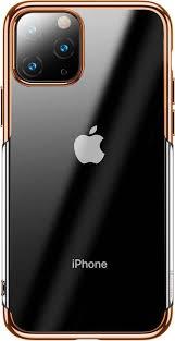 <b>Чехол Baseus Shining</b> Case For iP 6.5inch Gold