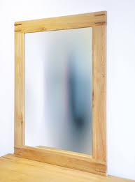 baumhaus aston oak wall mirror baumhaus aston oak hidden