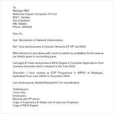 Cover Letter Sample For Job Application Marketing Salesperson Marketing  Cover Letters Resume Genius Job Application Letter