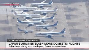 Japan's airlines <b>slash</b> more domestic flights | NHK <b>WORLD</b>-JAPAN ...
