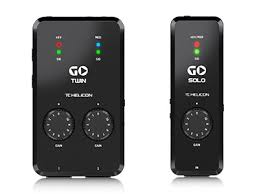 <b>TC Helicon</b> GO Solo и Twin — компактные High-Definition Audio ...