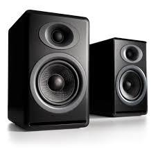Купить Полочную акустику <b>Audioengine P4</b> Satin <b>Black</b> в Москве ...