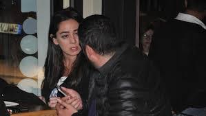 Erkek arkadaşına Merve Sevi'ye bağırdı