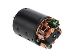 Combo 35T Brushed Motor w/60A Waterproof ESC ... - X-Models
