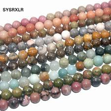2MM 3MM <b>Natural Stone</b> Round Beads Pink Quartz Amethysts <b>Lapis</b> ...