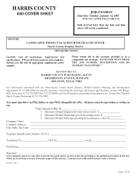best photos of landscaping bid form template landscape contract landscaping proposal bid template