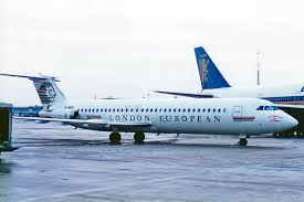 London European Airways