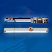 <b>Светильник</b> для внутренней подсветки мебели <b>Uniel ULE</b>-<b>F02</b> ...