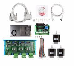 <b>CNC Router 3</b> Axis <b>Kit</b>, <b>TB6600 3</b> Axis stepper motor driver+mach3 5 ...