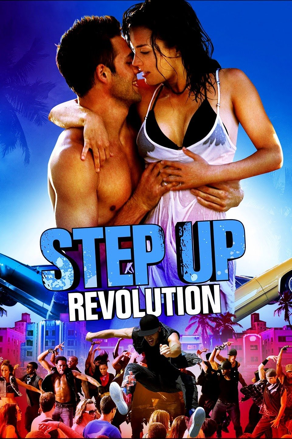 Image result for Step Up 4: Miami Heat (2012)