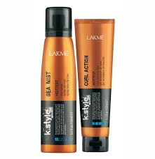 <b>Lakme</b> USA <b>k</b>.<b>style</b> Hottest Beach Waves for Days Product Duo ...