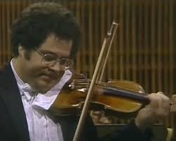 Violinist <b>Itzhak Perlman</b> performs Winter from <b>Vivaldi's</b> Seasons ...