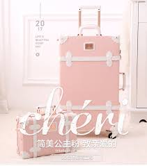 """<b>2PCS</b>/<b>SET Vintage</b> Floral PU Travel Bag Rolling Luggage,13""""20""""22 ..."""