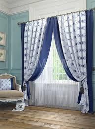 <b>Комплект штор</b> «Алия (синий)» | Curtains by <b>TOMDOM</b> | <b>Шторы</b> ...