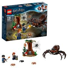 <b>Конструктор LEGO Harry</b> Potter 75950 Логово Арагога - купить ...