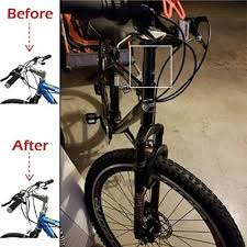 Aluminium <b>Bicycle Fork Stem</b> Extender Handlebar Riser Head Up ...