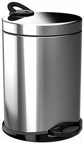 <b>Ведро д</b>/<b>мусора</b> стальн. 14л матовое - купить <b>контейнеры</b> и ...