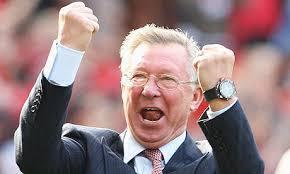 Ferguson: MU kini punya kuartet striker terbaik di Eropa