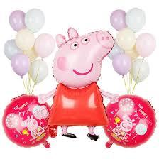 <b>Свинка</b> Пеппа Гелиевые шарики с доставкой! Ростовые цветы ...