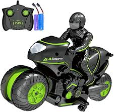 Rc Motorcycle Remote Control Motorcycles , 360 ... - Amazon.com