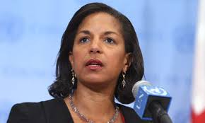 Susan Rice said Edward Snowden's NSA leaks were something 'we will get through, as we've gotten through all the issues like this in the past'. - Susan-Rice-010