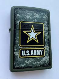 <b>Зажигалка Zippo</b> 28631 <b>US</b> Army Zippo 13282033 в интернет ...