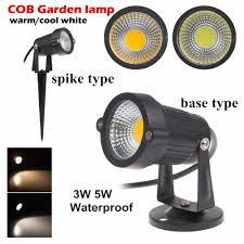 12V <b>Led</b> COB Lawn Lamps <b>3W</b> Garden Pond Path <b>Outdoor</b> Lighting ...
