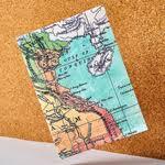 Купить <b>Обложка на паспорт New</b> Wallet New voyager, tyvek ...