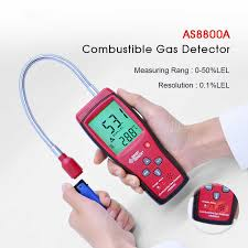 <b>AS8800A Combustible Natural Portable</b> Gas Leak Location ...