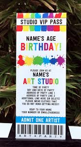 art themed birthday party raffle ticket baby shower printable art themed birthday party raffle ticket tickets template printable blank raffle tickets template