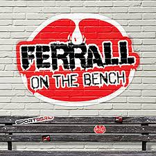 Ferrall on the Bench