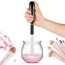 Makeup Brush Cleaner and Dryer, LARMHOI Electric ... - Amazon.com