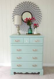 color of aqua blue paint and some fancy new hardware to completely transform this dresser into something that looks amazing in our master bedroom bedroom furniture makeover
