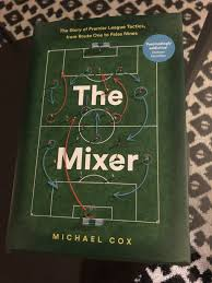 Book Review — The <b>Mixer</b> by <b>Michael Cox</b> - 'Tosin Adeoti - Medium