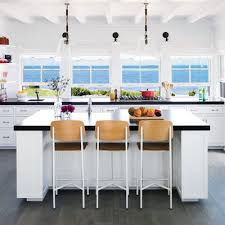 its all about the ocean in this buzzards bay massachusetts kitchen and the beach house lighting fixtures