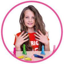 <b>Детский лак для</b> ногтей Lucky (Lukky) (снимается пленкой ...