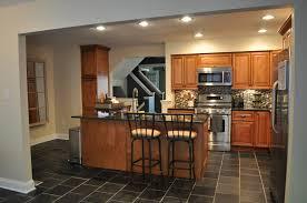 tiles black floor retro kitchen floor ideas with black tile floor on the kitchen room de