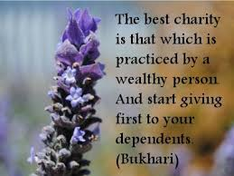 Importance of Charity in Islam