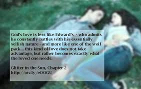 Twilight meme: Saga pictures with Glitter in the Sun quotes via Relatably.com