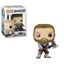 <b>Фигурка Funko POP</b>! Bobble: <b>Marvel</b>: <b>Avengers</b> Endgame: Thor 36662